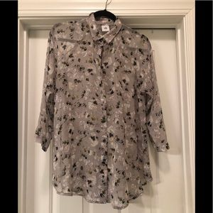 Cabo Matinee Blouse